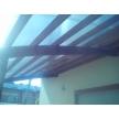 Zadaszenie tarasu 25 m2